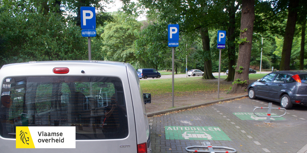 Autodelen Vlaanderen Be
