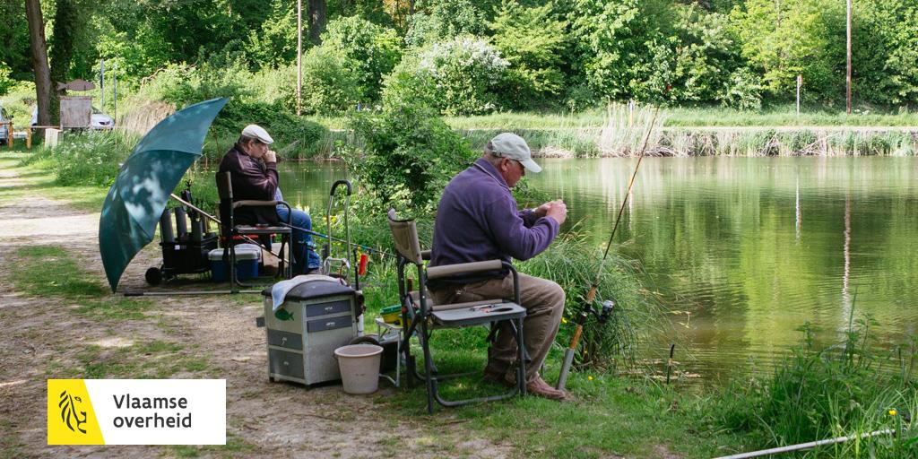 Visverlof for Viswater te koop belgie