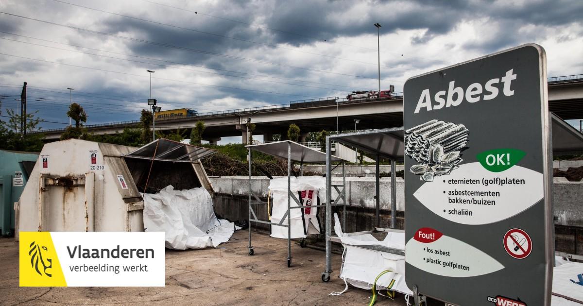 Wanneer is asbest schadelijk voor de gezondheid ...